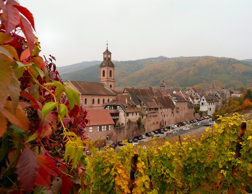 Riquewihr, France by RussBowling, on Flickr