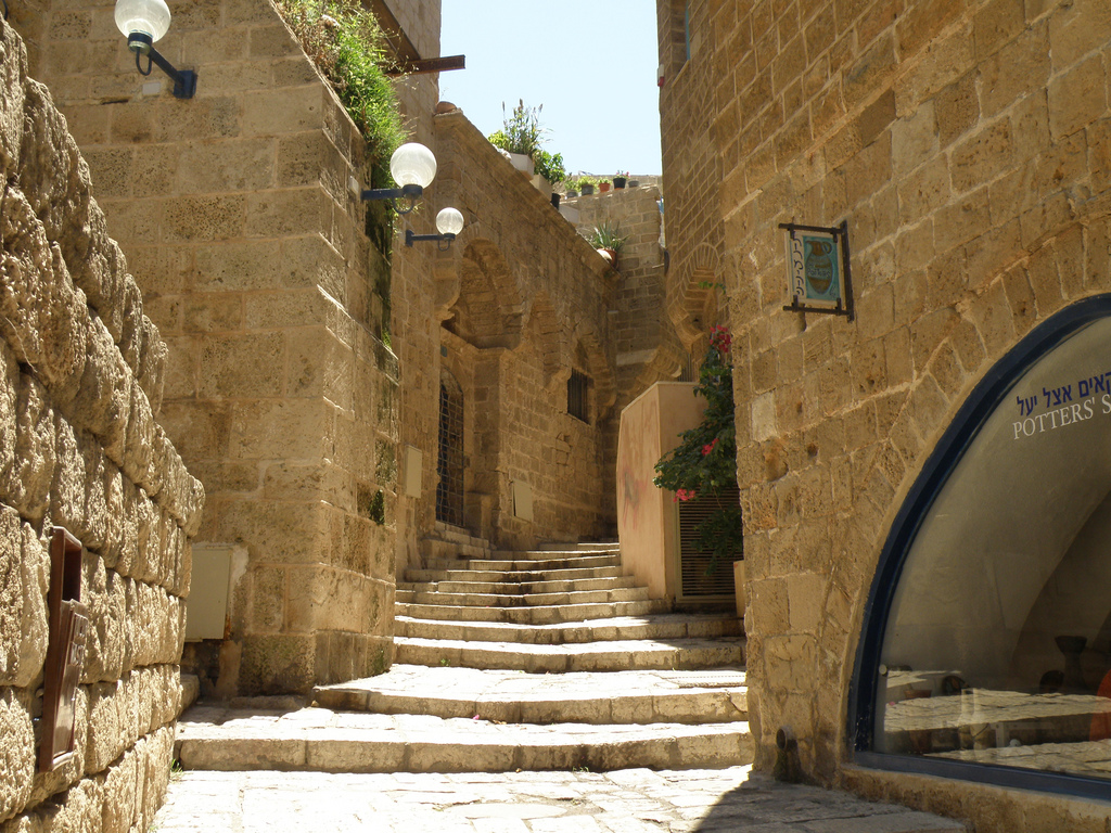 Israel Old Jaffa (Yafo) 220708 183 by RonAlmog, on Flickr