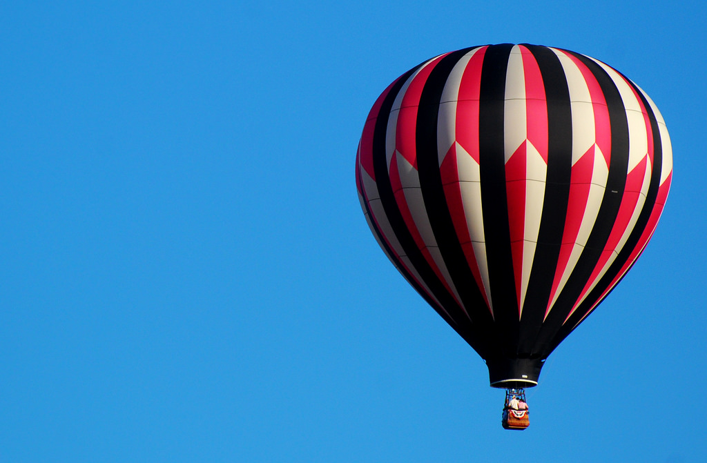 Hot air balloon by ronnie44052, on Flickr