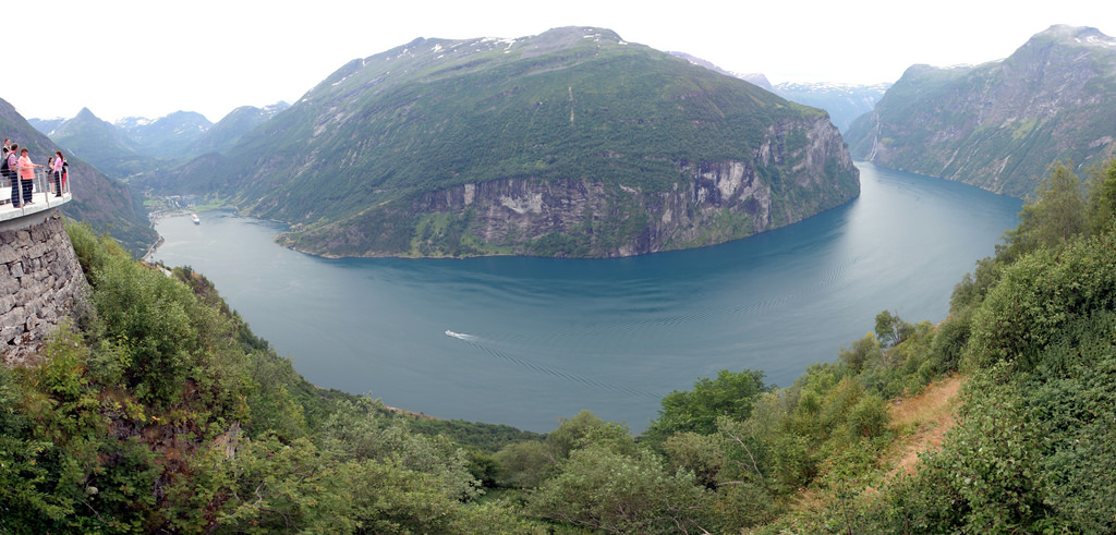 Geirangerfjord by doegox, on Flickr