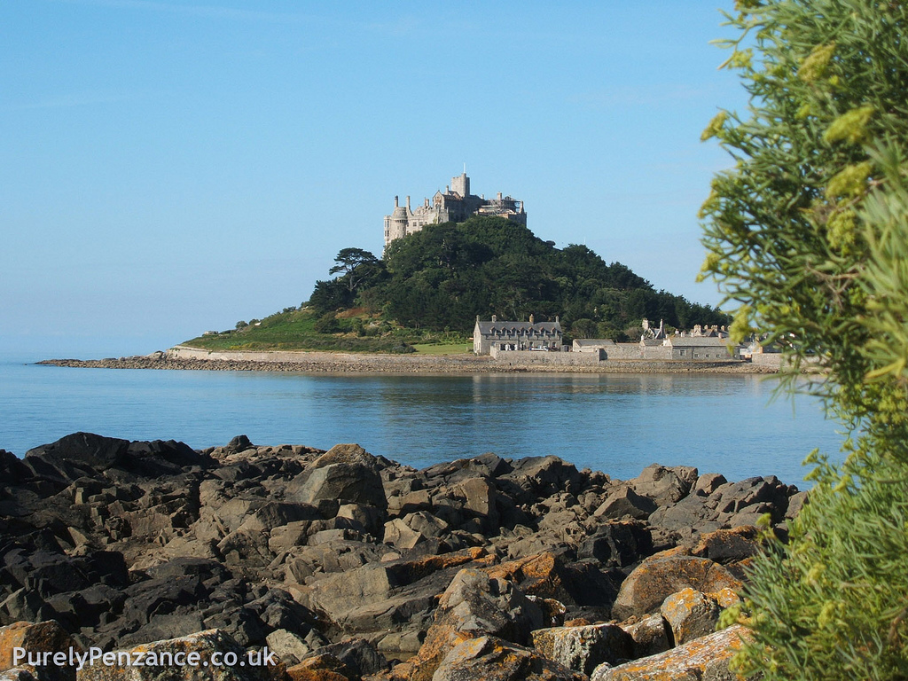 St Michaels Mount by Purely Penzance, on Flickr