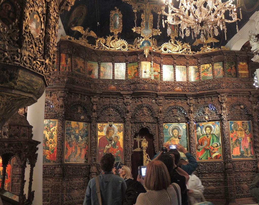 Macedonia (Skopje) Interior of Sveti  Sp by ustung, on Flickr