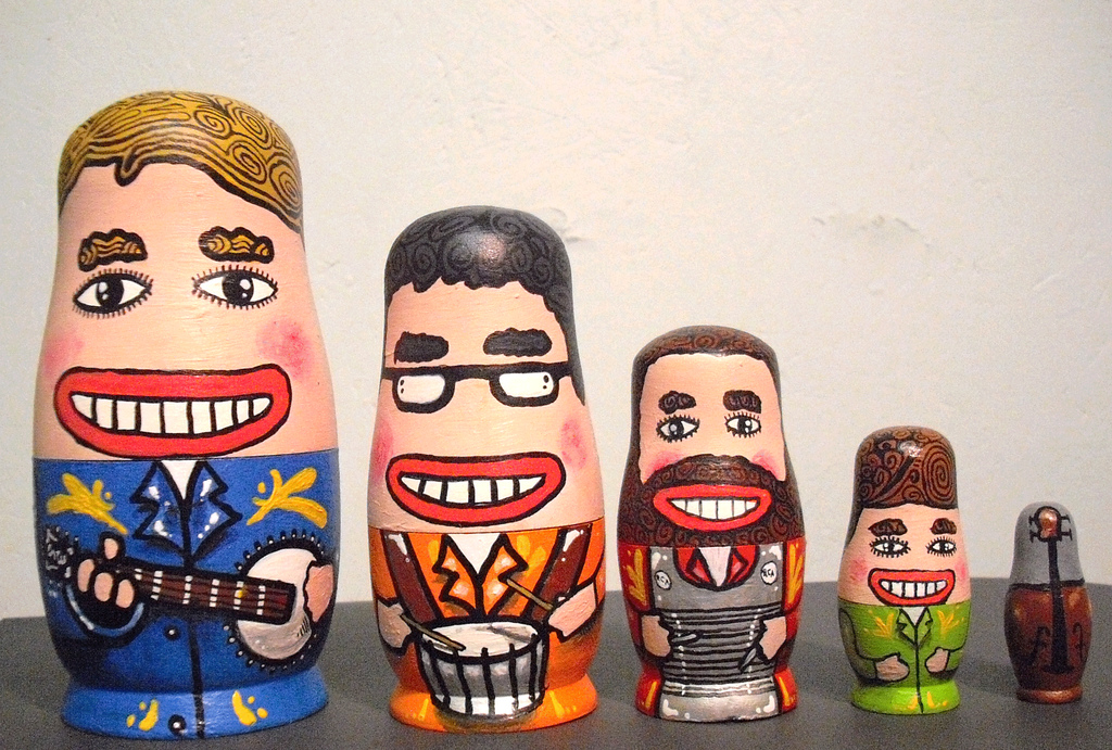 Sworn Enemies Nesting Dolls by ▲Bonard▼, on Flickr