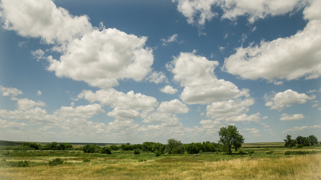 Big Sky Country Clouds by devinStein, on Flickr