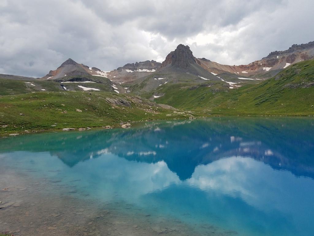 Ice Lake, Colorado by snowpeak, on Flickr