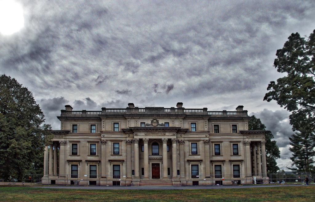 Vanderbilt Mansion Hyde Park (NY) Septem by Ron Cogswell, on Flickr