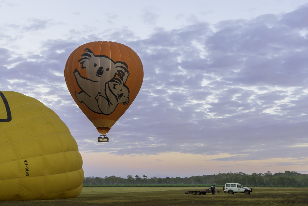 Cairns Hot Air Ballooning by Lenny K Photography, on Flickr