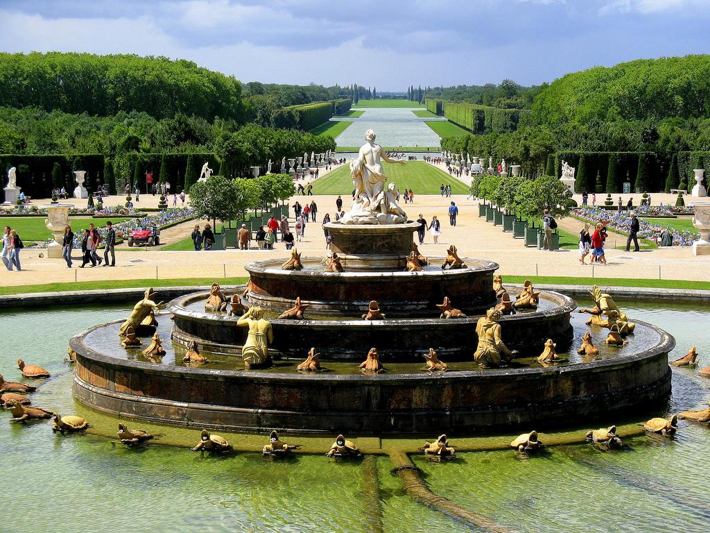 Latona Fountain by HarshLight, on Flickr