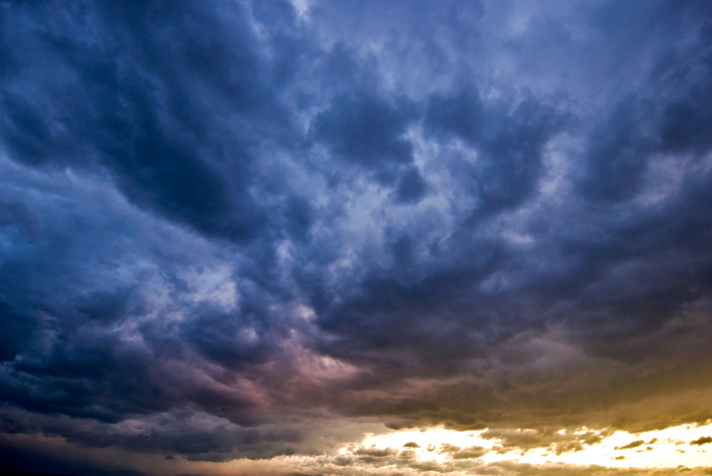 Serious clouds by Stewart, on Flickr