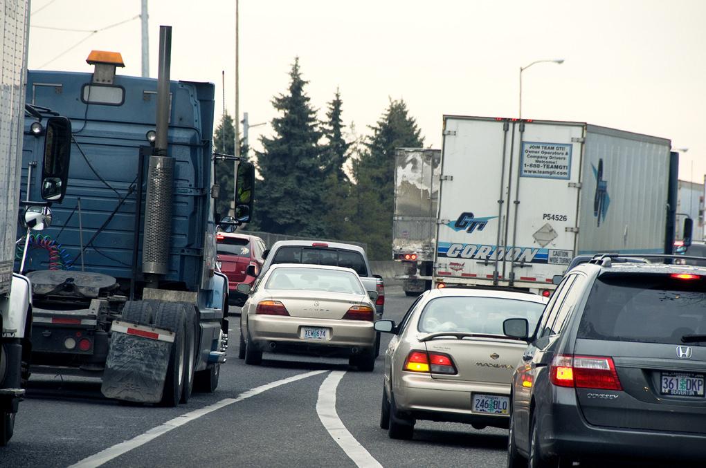 Traffic congestion by OregonDOT, on Flickr
