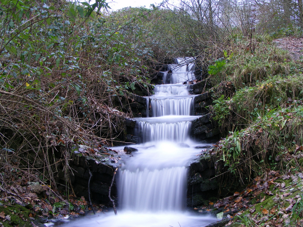 Wigan Waterfall by Pimlico Badger, on Flickr