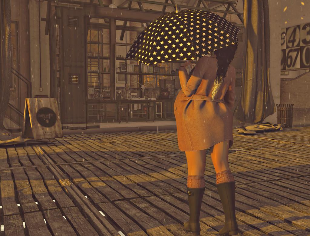 Tus besos frios como la lluvia by Vanity ♪, on Flickr