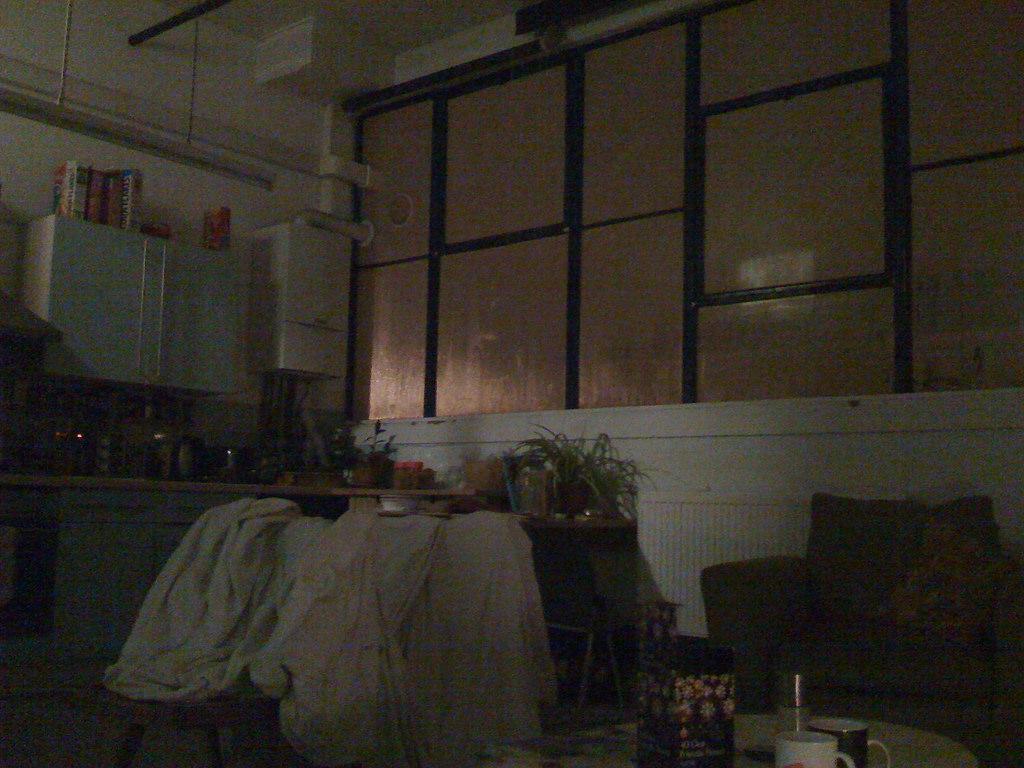 Studio flat in Oslo House, Hackney Wick by Nordgren, on Flickr