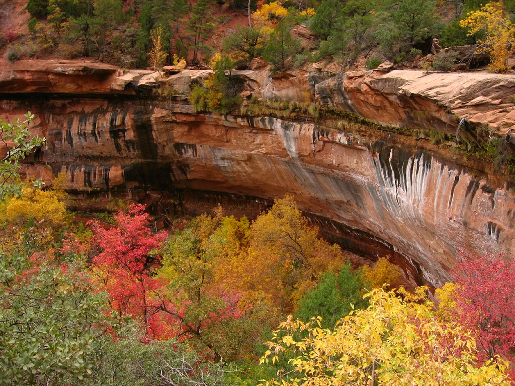 Emerald Pools Trail, Zion National Park by Ken Lund, on Flickr