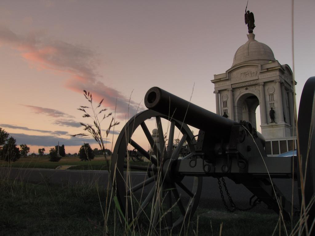 Pennsylvania Memorial, Gettysburg Battle by pablo.sanchez, on Flickr