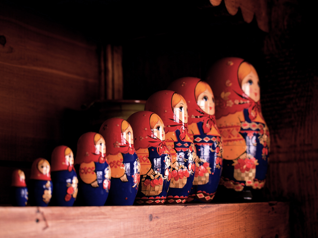 Matryoshka doll - Poupée Russes by A.Munich, on Flickr