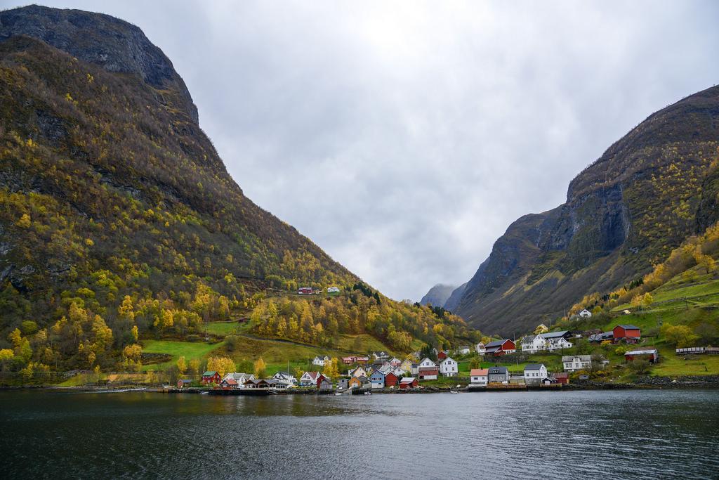 Nærøyfjord - The world's most beautifu by Jorge Lascar, on Flickr