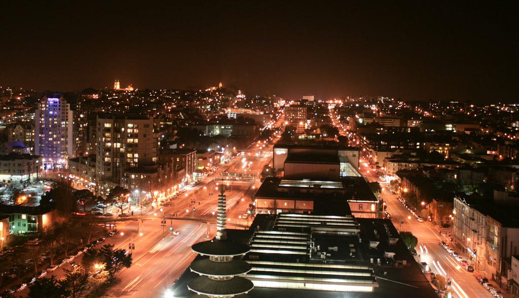 Japan Town, San Francisco at night by DieselDemon, on Flickr