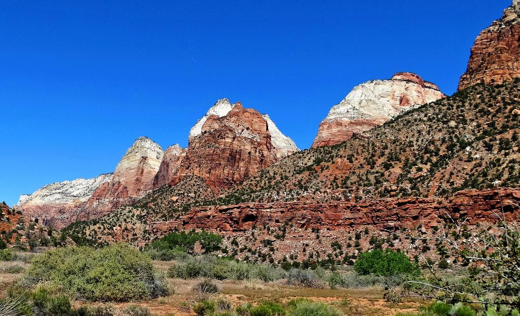 Zion National Park, UT 4-14.jpg by inkknife_2000 (8 million views +), on Flickr