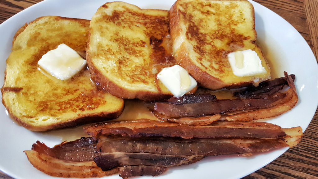 French toast by jeffreyw, on Flickr