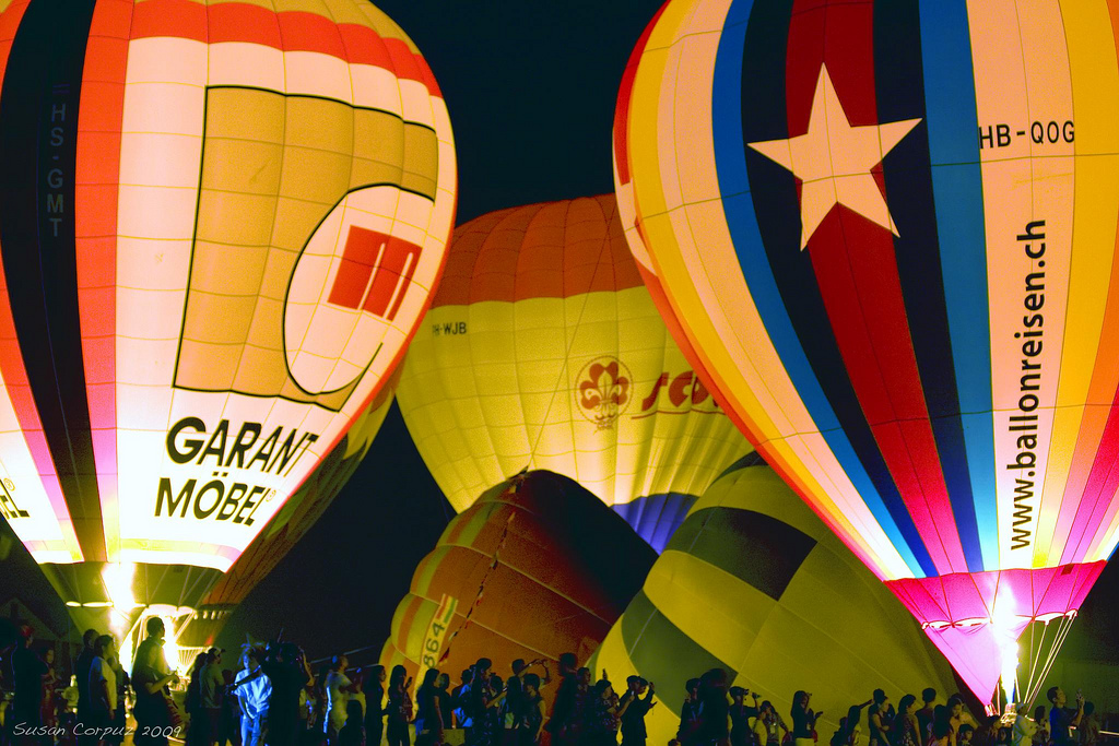 14th Hot Air Balloon Festival by susancorpuz90, on Flickr