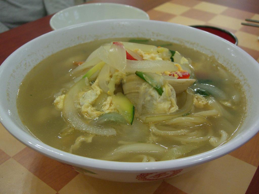 우동 Udong - Hello Cook AUD9 by avlxyz, on Flickr