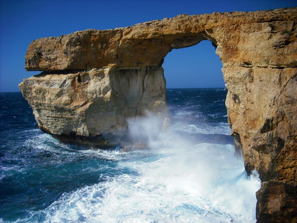 Azure Window, Gozo by vic_burton, on Flickr