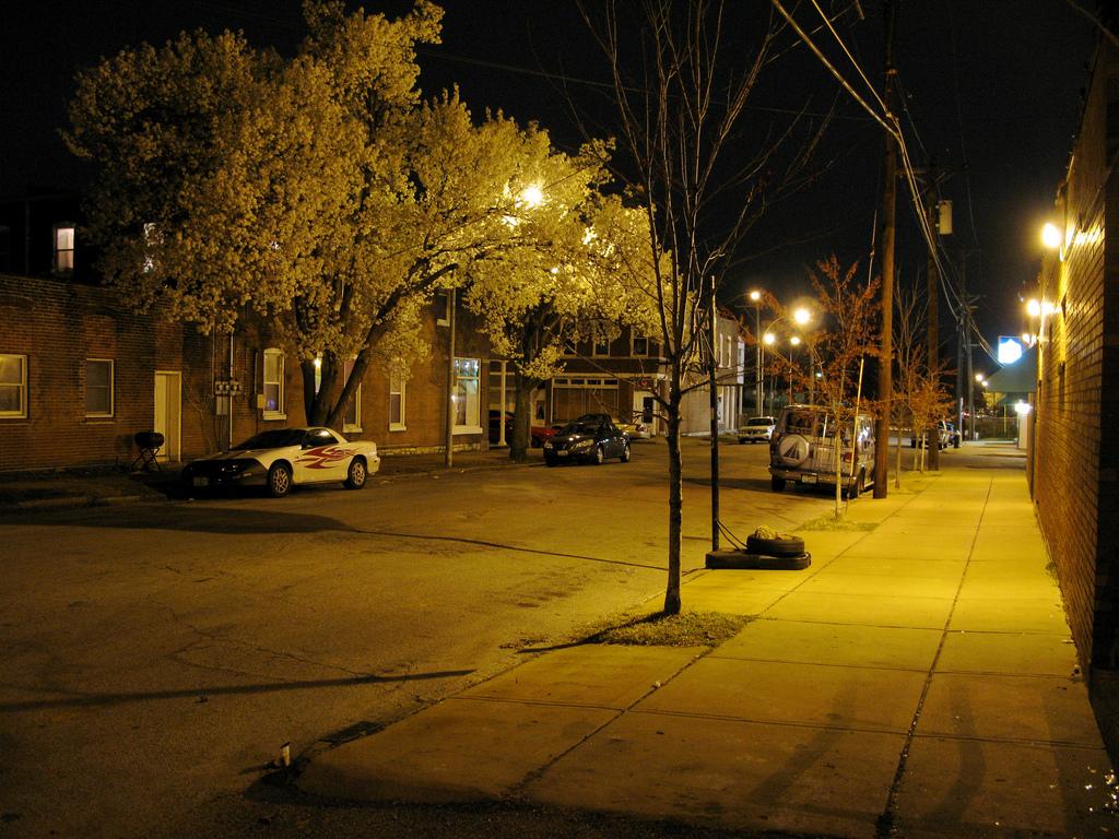 St. Louis City Street by geoffeg, on Flickr