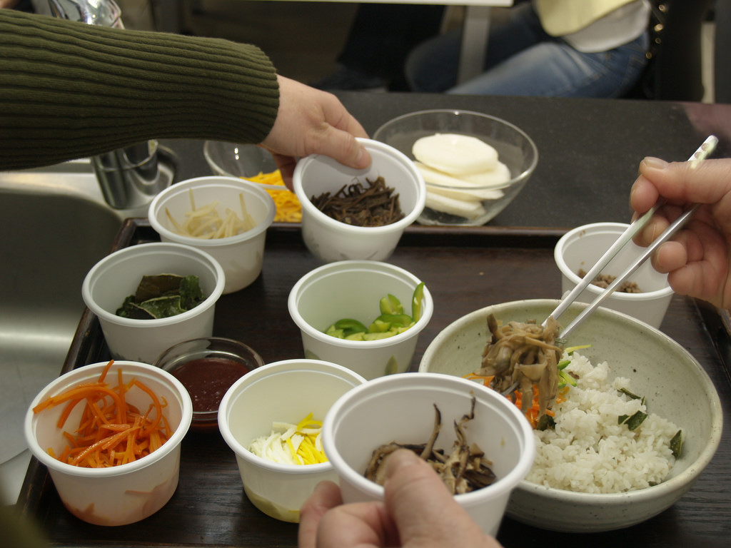 Traditional Korean Food Class by UNC - CFC - USFK, on Flickr