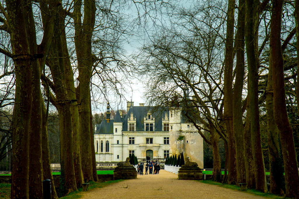 Château of Chenonceau by hernanpba, on Flickr