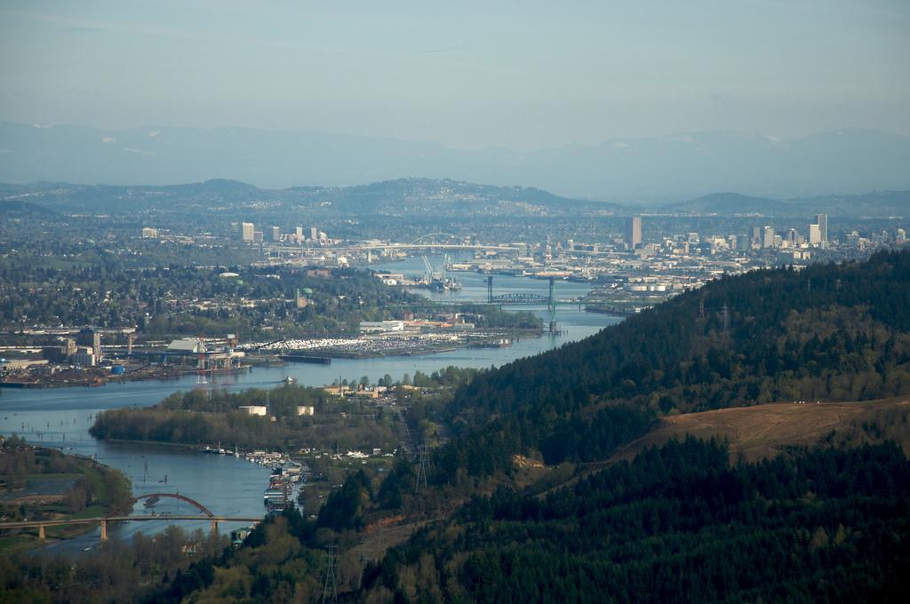 Portland, Oregon by Sam Beebe, on Flickr