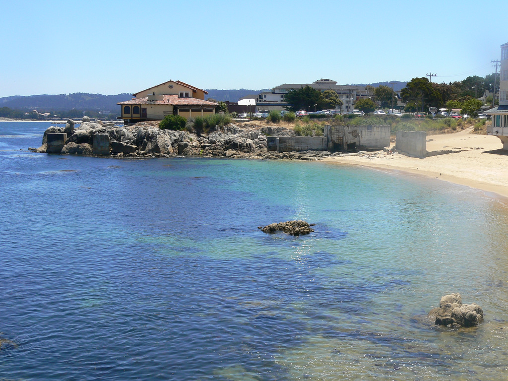 Monterey bay beach california by Tim Pearce, Los Gatos, on Flickr