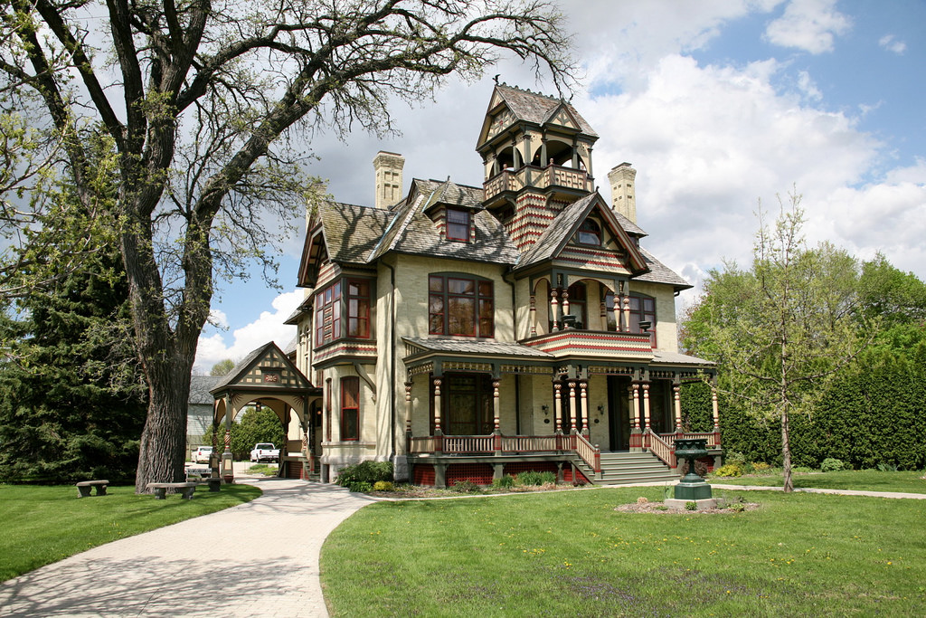 A. H. Allyn Mansion by cliff1066™, on Flickr