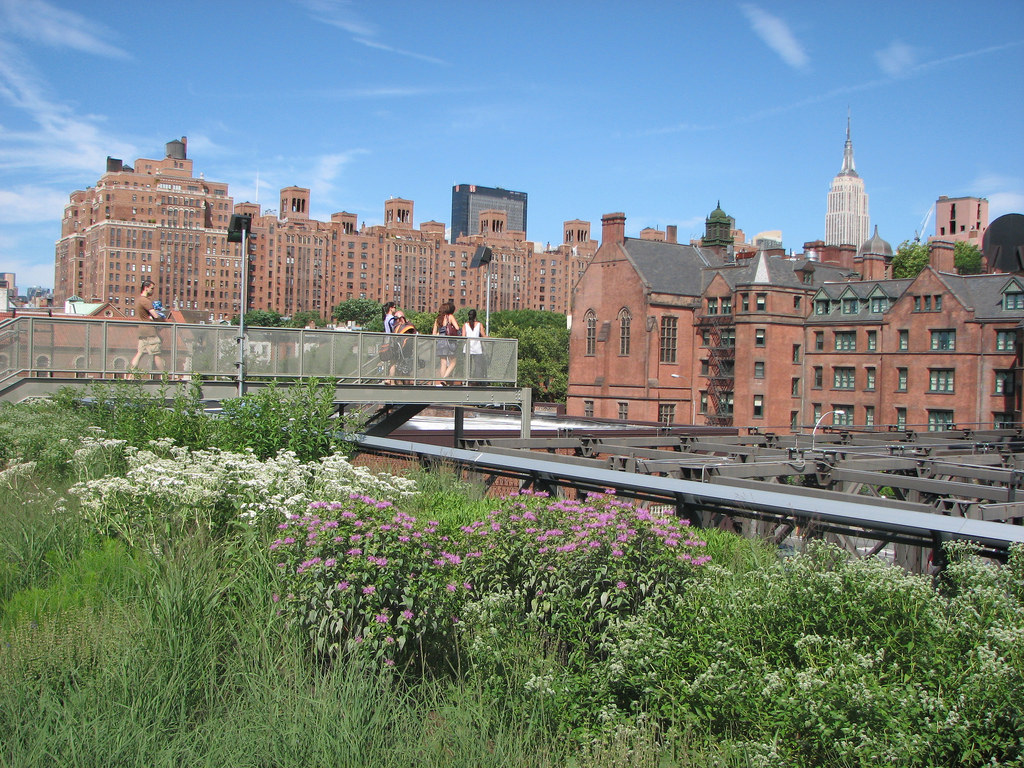 High Line Park - New York City - July 09 by David Berkowitz, on Flickr