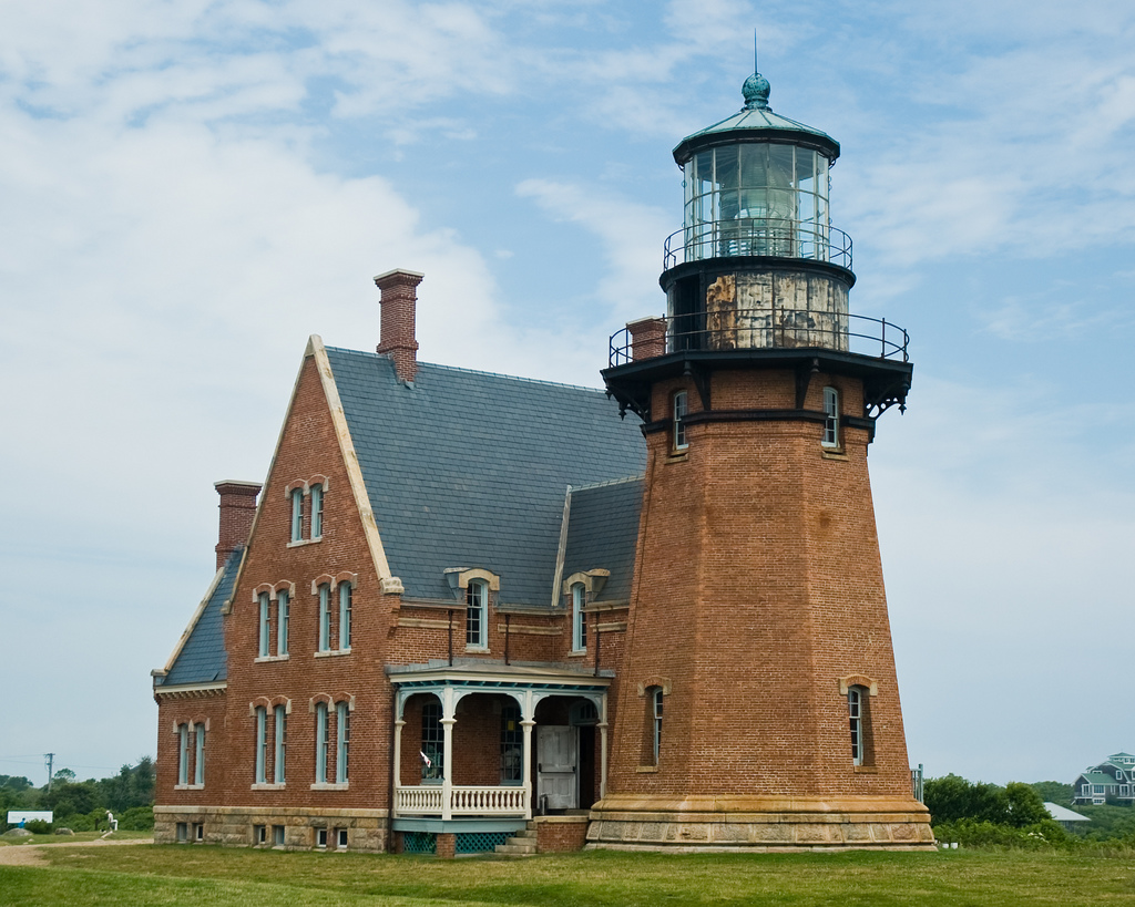Block Island Southeast Lighthouse by hlkljgk, on Flickr