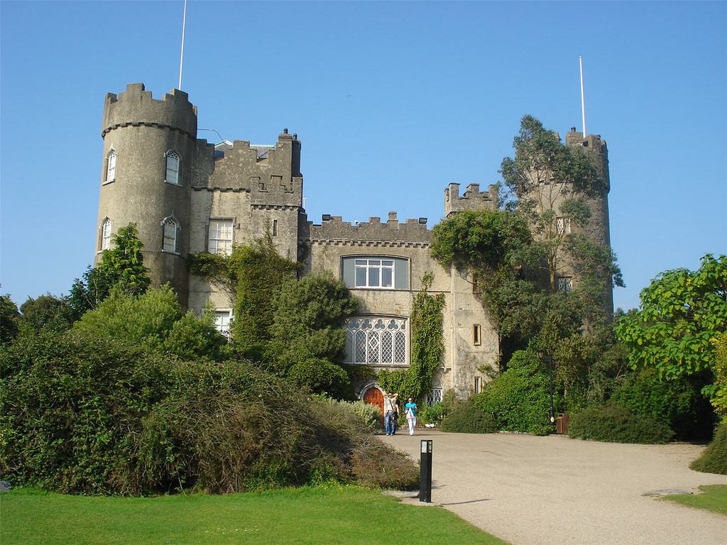 Clontarf Castle, Dublin, Ireland by http://klarititemplateshop.com/, on Flickr