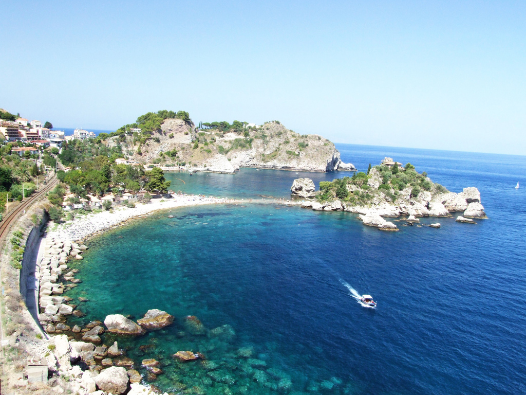 Isola Bella-Taormina-Messina-Sicilia-Ita by gnuckx, on Flickr