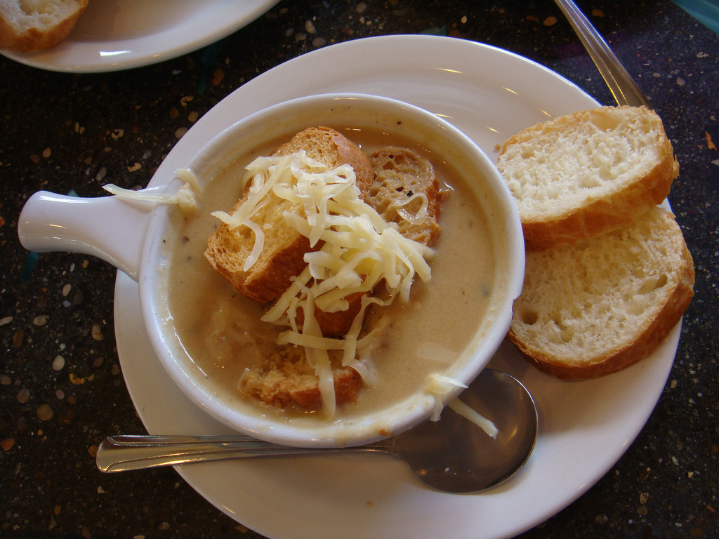 French Onion Soup by Debs (ò‿ó)♪, on Flickr