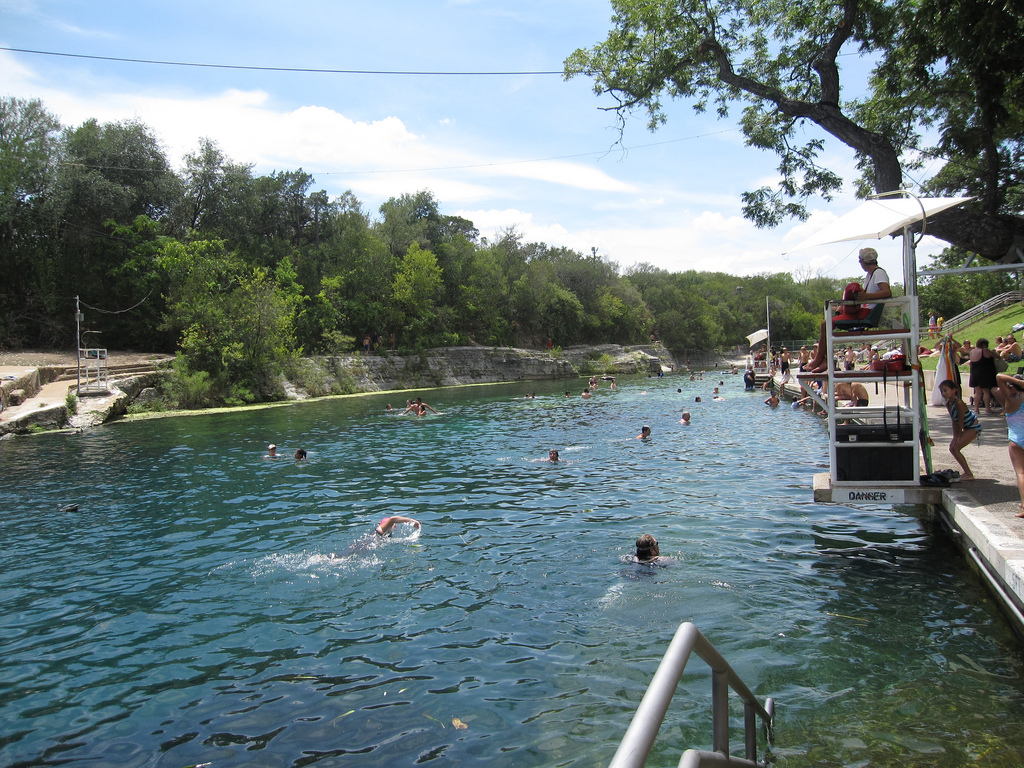 Barton Springs Pool 003 by roger_mommaerts, on Flickr