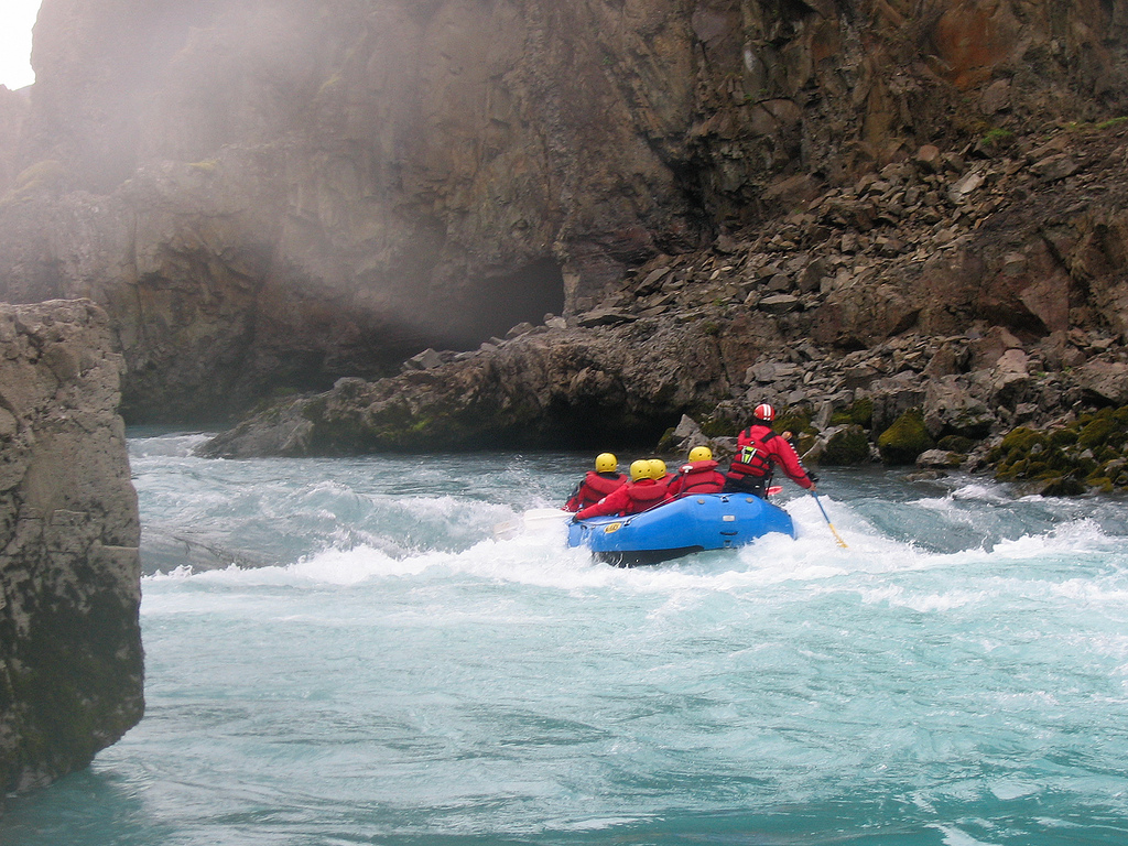 White water rafting by Stig Nygaard, on Flickr
