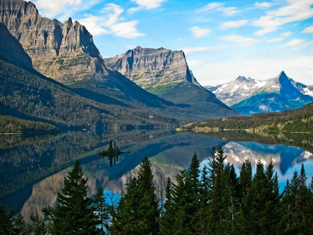 Glacier National Park by Dave Sizer, on Flickr
