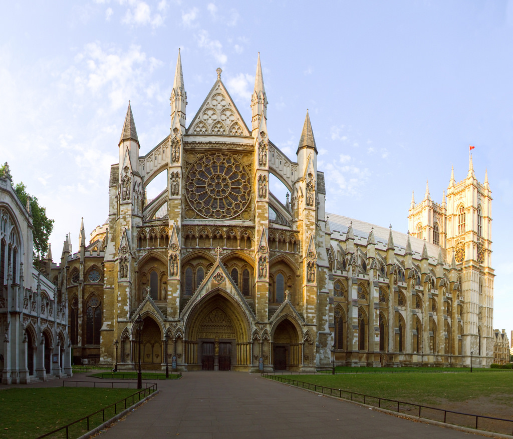 Westminster Abbey by Better Than Bacon, on Flickr