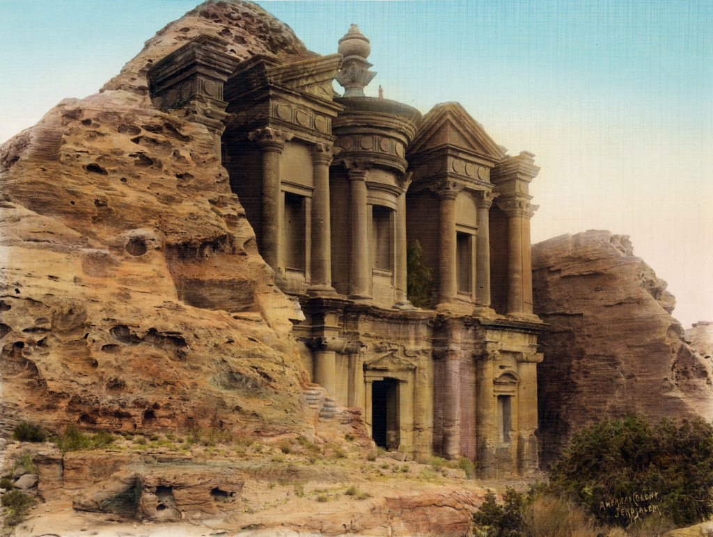 The Monastery, Petra, Jordan, by the Ame by trialsanderrors, on Flickr