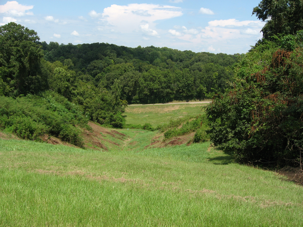Stockade Redan, Vicksburg National Milit by Ken Lund, on Flickr
