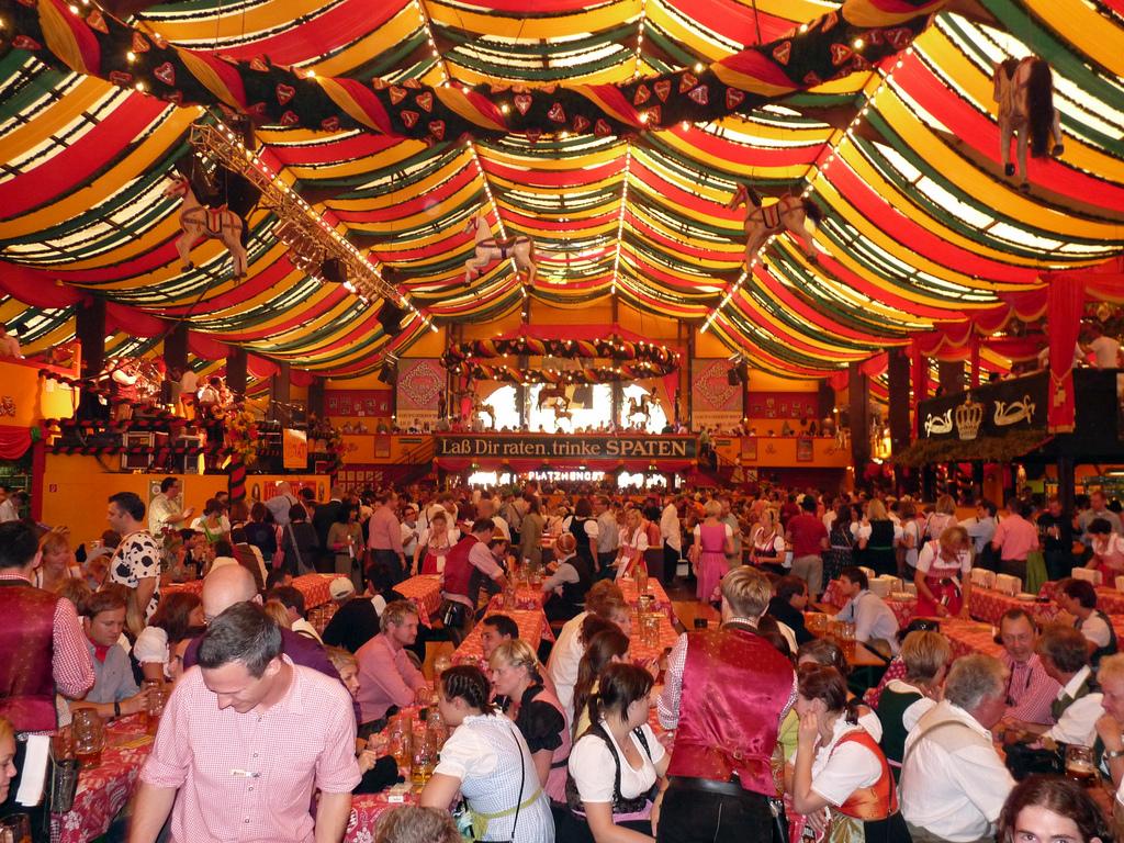 Munich for Oktoberfest: September 2009 by Ethan Prater, on Flickr