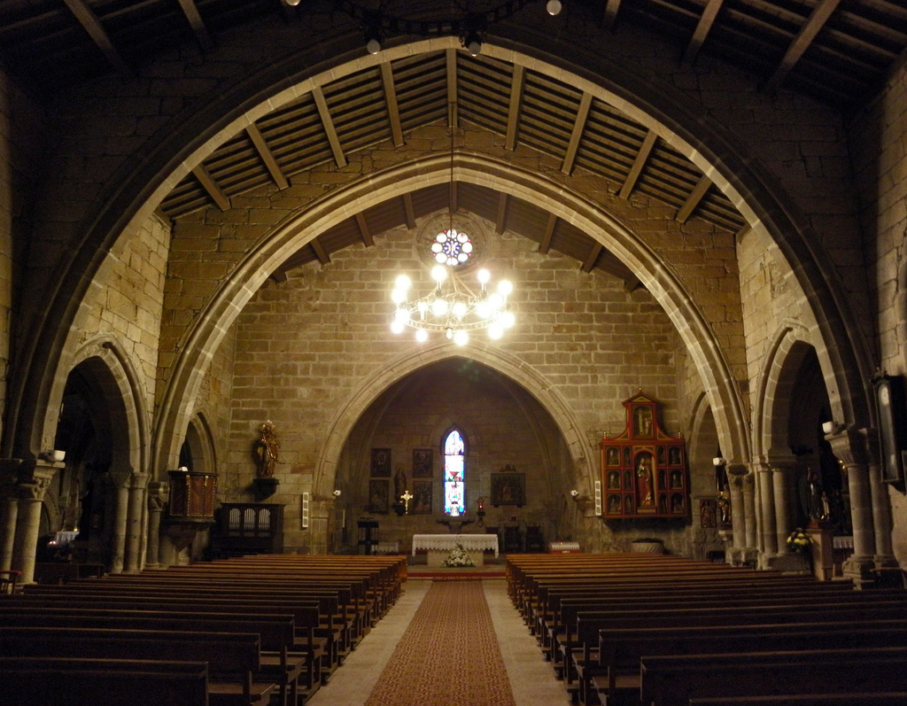 Iglesia Parroquial de Muros (antiguament by amaianos, on Flickr