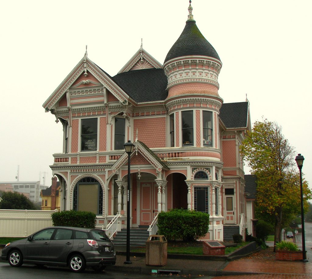 The other Carson Mansion, Eureka, CA by DBerry2006, on Flickr