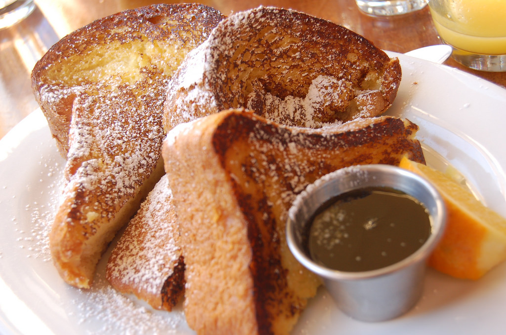 Jane Restaurant French Toast by snowpea&bokchoi, on Flickr