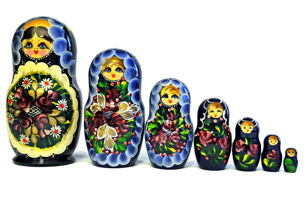 DGJ_4705 - Russian Matryoshka by archer10 (Dennis) 99M Views, on Flickr