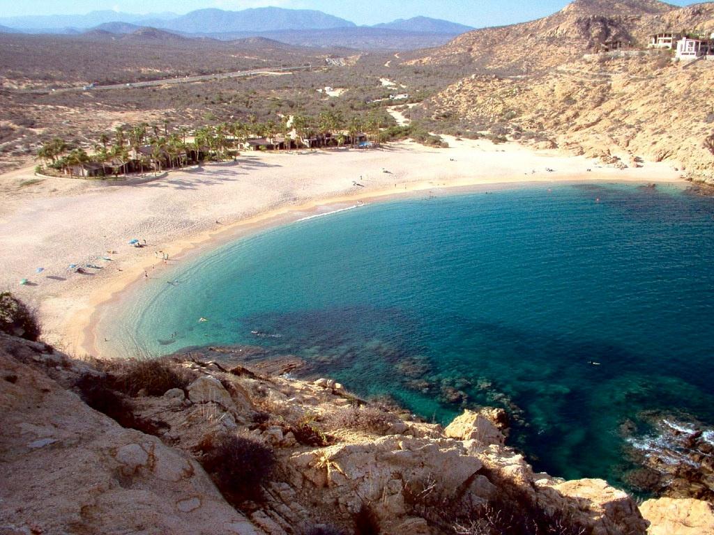 Playa Santa Maria, Baja California by Fulvio